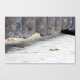 Falling Stair Canvas Print
