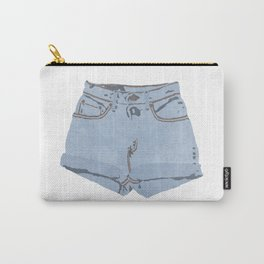 She Wears Short Shorts Carry-All Pouch
