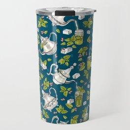 Moroccan Mint Tea Travel Mug