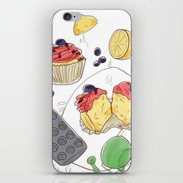 Joys of Baking iPhone Skin