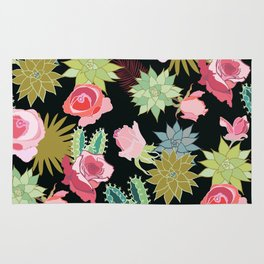 California Rose Garden Rug