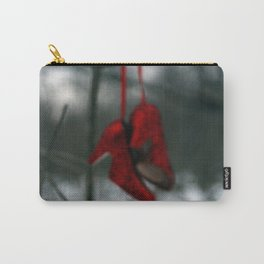 Ruby Red Slippers ~There's  No Place Like Home Carry-All Pouch