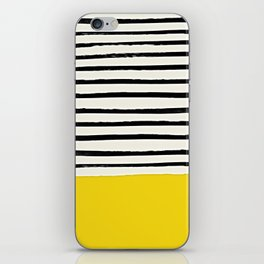 Sunshine x Stripes iPhone Skin