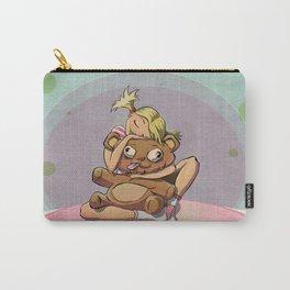 TeddyBear Love Carry-All Pouch