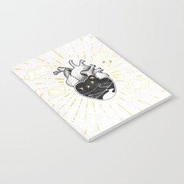Desert Heart Inktober :: More Magick Notebook