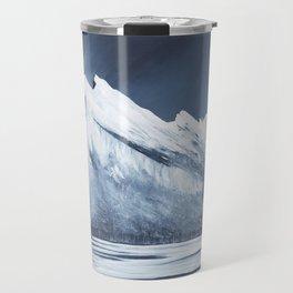 Mount Rundle Travel Mug