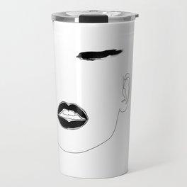 Lip & Brow Travel Mug