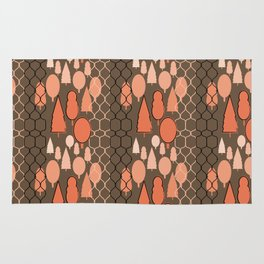 Fency Forest Rug