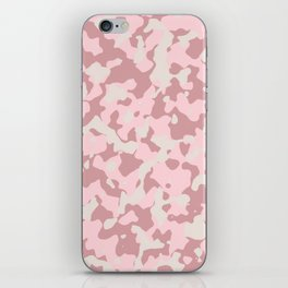 Camouflage Wedding iPhone Skin
