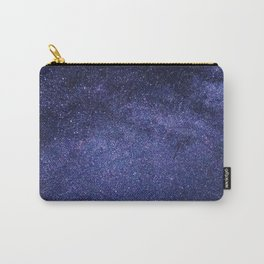 night stars-milky way Carry-All Pouch