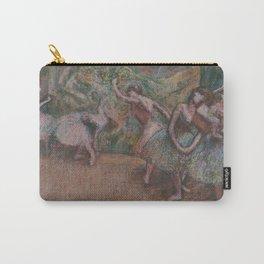 Edgar Degas - Ballet Scene Carry-All Pouch