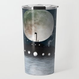 the astrologer Travel Mug