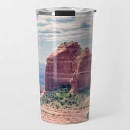Sedona Red Rocks Travel Mug