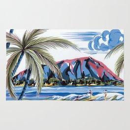 Hawaiian Holiday Rug