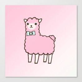 Sheepy Canvas Print