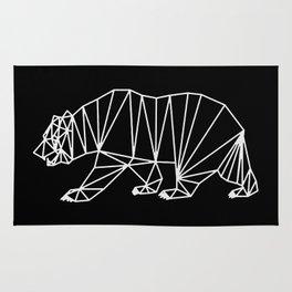 Bear Shape Rug