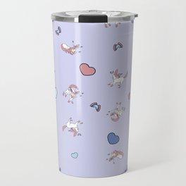 Sylveon Lilac Print Travel Mug