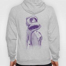 Space Woman Hoody