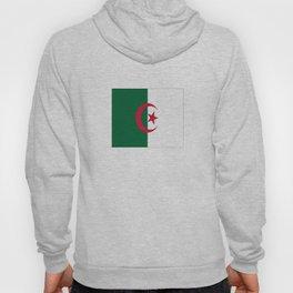 Flag of algeria -algerian,algiers,camus,chaabi,oran,constantine,Annaba. Hoody