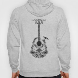 The Guitar's Song Hoody