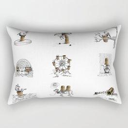 Thimbles Rectangular Pillow