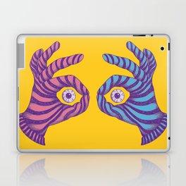 Thief Eyes Laptop & iPad Skin