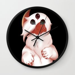 He sees all Wall Clock