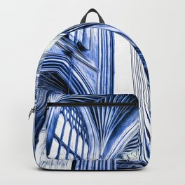 The Blue Abbey Backpack