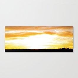 Sunset 4 Canvas Print