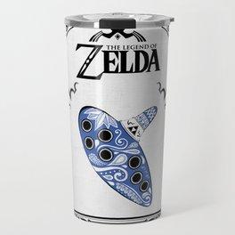 Zelda legend - Ocarina of time Travel Mug