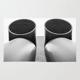 Air - Duct - Pipe Rug