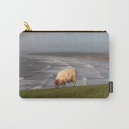 Sheep at Rhossili Bay Carry-All Pouch