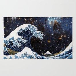Hokusai & LH95 Rug