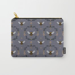 Ode to the Bumblebee Carry-All Pouch