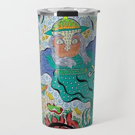 Supersonic Space Angel Travel Mug