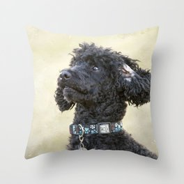 Did You Say Cookie? Throw Pillow