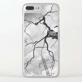 096 | bastrop state park Clear iPhone Case