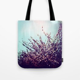 Holga Flowers II Tote Bag