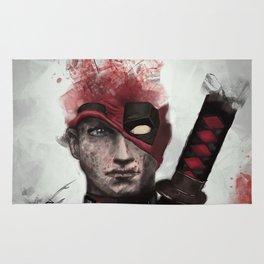 Deadpool Rug
