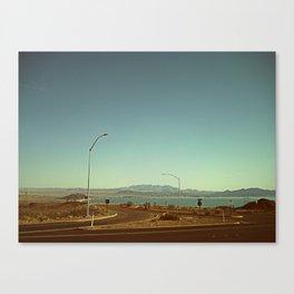 Heaven Or Las Vegas (Nevada, USA) Canvas Print