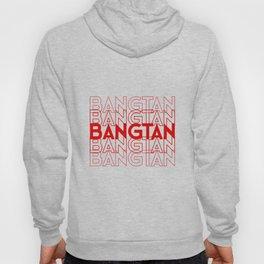 Bangtan/BTS Shirt Hoody