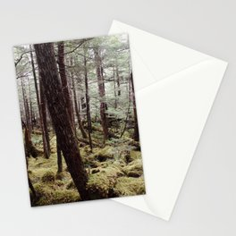 Tree gathering | Nature Photography Stationery Cards