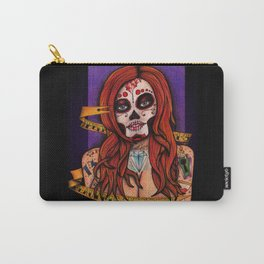 Beauty Is Skin Deep Carry-All Pouch