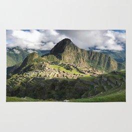 Machu Picchu, Peru Rug