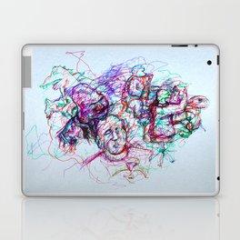 Jazzy Jumble Laptop & iPad Skin