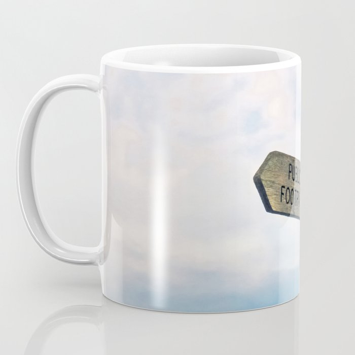 Explore The Countryside Coffee Mug