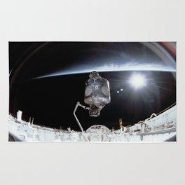 NASA International Space Station Rug