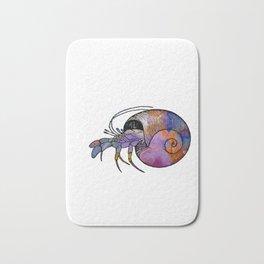 Hermit Crab Bath Mat