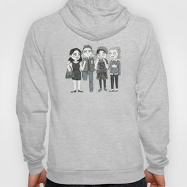 Riverdale - Archie, Veronica, Betty, Jughead Hoody