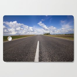 the highway Cutting Board